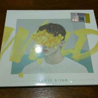 Troye Sivan Wild CD Ep Single Brand New Sealed