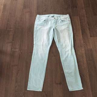 American Eagle Stretch Skinny: Size 16 Long
