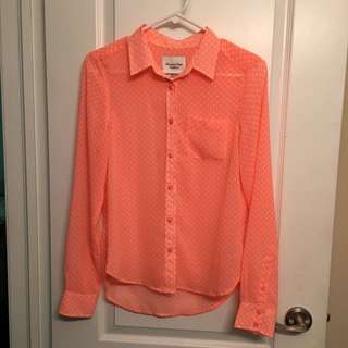AE Coral Blouse