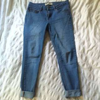 Cotton On: Blue Jeans