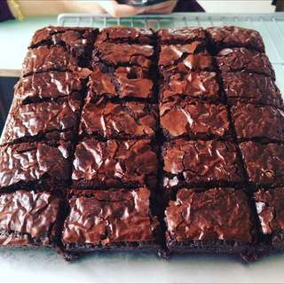Fudgy Brownies By Daisy_brownies