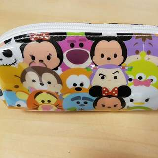 Tsum Tsum Pencil Case (Small) Last Piece