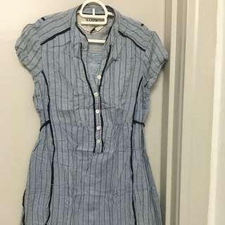 MNG Cotton Dress