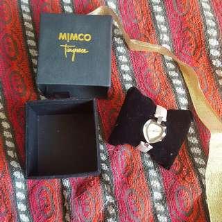 Mimco Pink Margot Watch (Make An Offer RRP $179