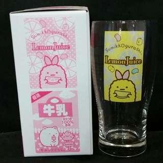 Clearance Sale ☆ Authentic Japan San X Sumikko Gurashi Lucky Dip Kuji Part 8 Prize ~ Ebi Tall Glass