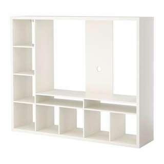 Ikea - LAPPLAND TV storage unit, white