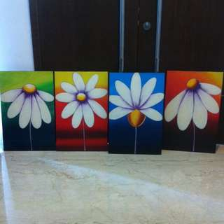Oil Painting - Flowers Floral