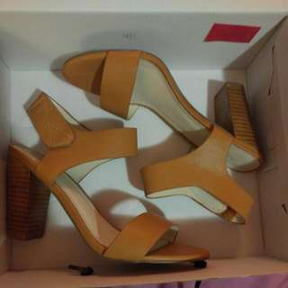 NEW Leather Aldo Sandals