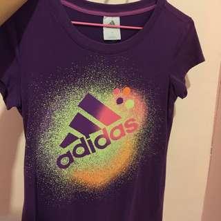 [保留]愛迪達T-shirt