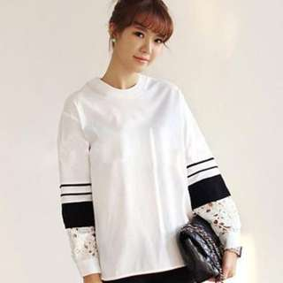 50% OFF!!! 'You Who Came from the Star' Cheon Song-yi Lace Top