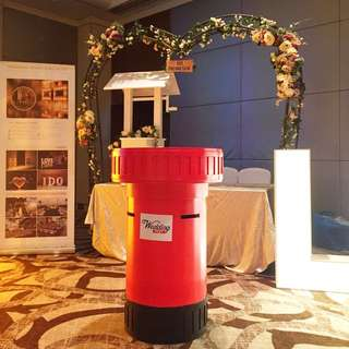 FOR RENT: 1.2m Jumbo UK Post Box