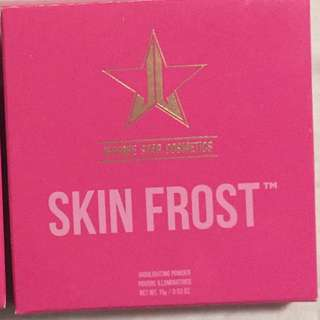 Jeffree Star's SKIN FROST