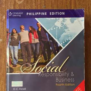Social Responsibility and Business
