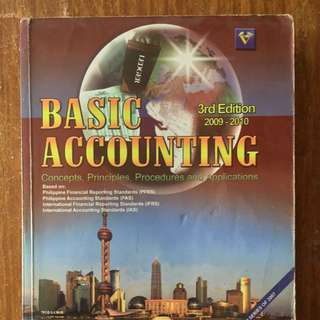 Accounting Books by Edwin Valencia