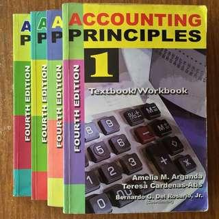 Accounting Principles by Amelia Arganda