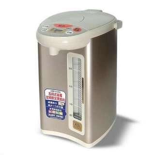象印 Zojirushi 4L微電腦電動熱水瓶 CD-WBF40
