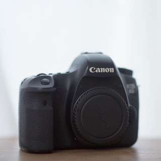 Canon EOS 6D Wifi Body Only