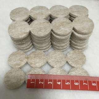 地板保護墊 尺寸約2.5公分一組8入共64片  含運費
