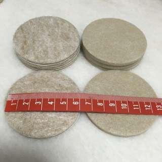 地板保護墊 尺寸約6.5公分、一組共8片 含運費
