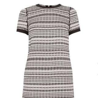 Tweed Dress By Warehouse UK (10)