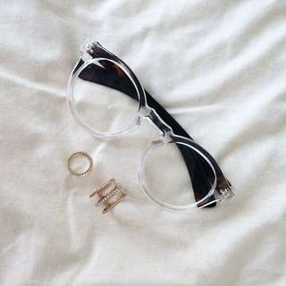 Pomelo Clear Glasses