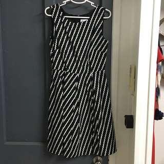 Modcloth Bea&Dot Size M Workwear Dress