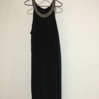 Maxi Length Smart Casual Dress