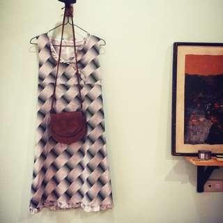 日本製古著長裙