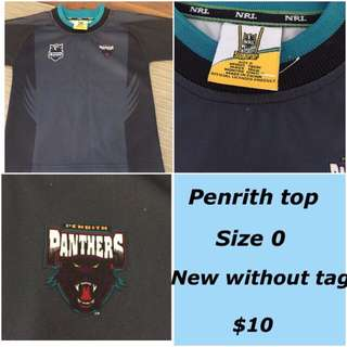 Penrith Footy Shirt