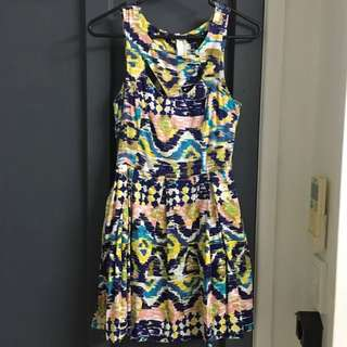 Paper Heart Size 8 Multicolour Dress Cutouts
