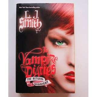 The Vampire Diaries Vol. 3 The Return: Midnight