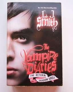The Vampire Diaries Vol. 2 The Return: Shadow Souls