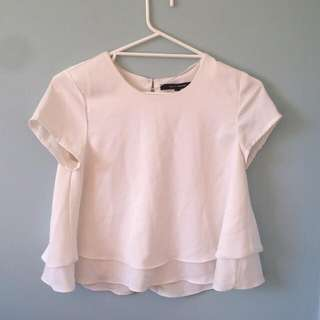 Designer flowy shirt