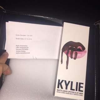 True Brown Kylie Lipkit
