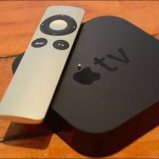 Apple TV *on HOLD*