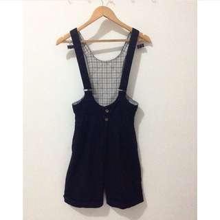 Black Overall / Jumpsuit