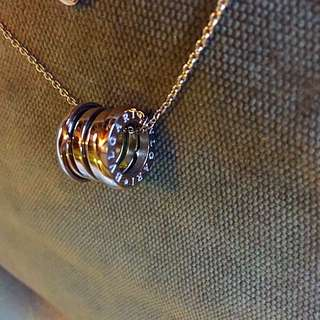 Bvlgari Rose Gold Color Necklace
