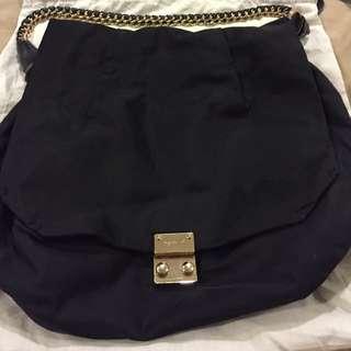 Used Agnes B Chain Bag