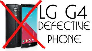 LG G4 燒主板苦主大聯盟 : My phone has been fixed for free, proved to be manufacturer's defects.