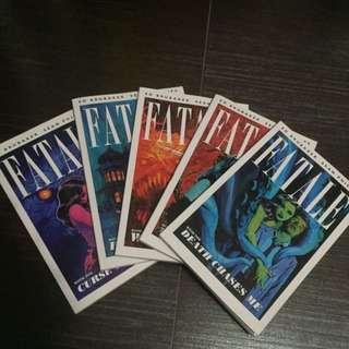COMPLETE Fatale Comic Series