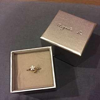 BN Agnes B Flower Ring