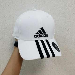 (INSTOCK) Adidas Performance 3-Stripes Cap