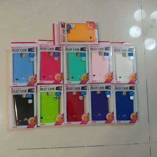 [BN - Clearance] - Samsung S5 Mercury Goosperry Jelly Case/Cover