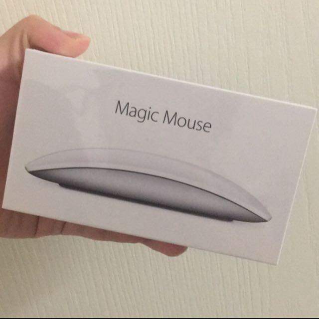 【全新原廠】 Apple Magic Mouse 2 第二代 無線多點觸控充電式滑鼠
