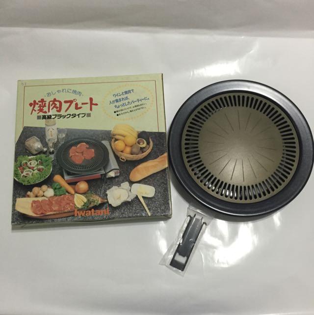 岩谷 Iwatani 高級卡式爐燒肉烤盤