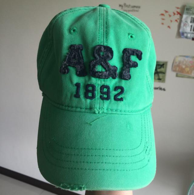 A&F棒球帽