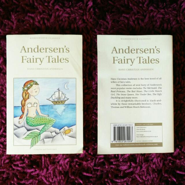 Andersen's Fairy Tales (English)