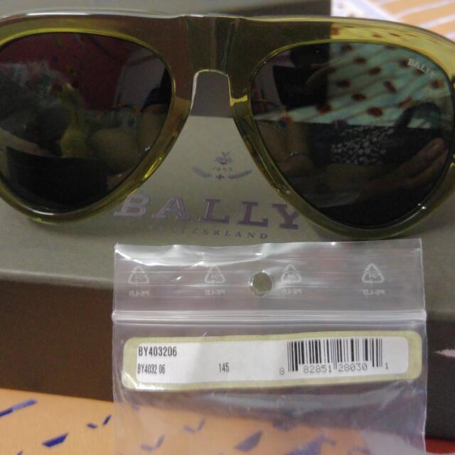 da6416b73a1 Authentic Bally Sunglasses