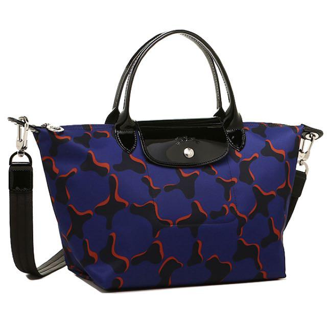 Quick sale! Authentic Longchamp Le Pliage Neo Fantaisie Small