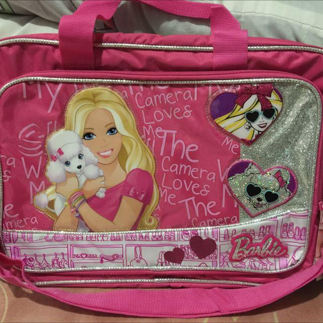 Barbie Portfolio Sling Bag